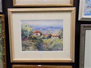Sale 8417T - Lot 2012 - Nola Tegel - Morning Blu 30 x 40cm