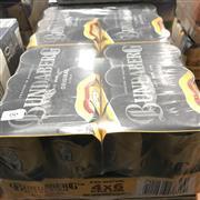 Sale 8801W - Lot 66 - 24x Bundaberg Rum & Cola Cans 4.6%, 375ml