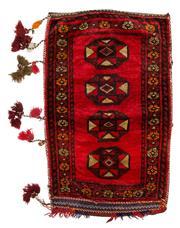 Sale 8370C - Lot 37 - Persian Pillow 95cm x 75cm