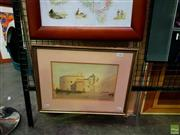 Sale 8622 - Lot 2053 - Artist Unknown - The Fort 18 x 27.5 cm