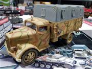 Sale 8817C - Lot 588 - K&C Opel Blitz Truck Normandy