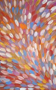 Sale 8895A - Lot 5004 - Gloria Petyarre (c1945 - ) - Bush Medicine Leaves 152 x 95 cm