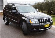 Sale 8782A - Lot 8 - A 2009 Jeep Grand Cherokee 3L five seater  VIN 1J8HD58M69Y502157 rego expires 03/12/2019  182550kms