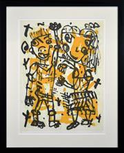 Sale 8286 - Lot 532 - David Larwill (1956 - 2011) - Yes, 2005 78 x 59cm