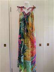 Sale 8694A - Lot 51 - A Camilla printed silk sleeveless sundress, one size