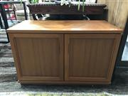 Sale 8787 - Lot 1083 - Parker Two Door Cabinet