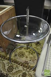 Sale 8347 - Lot 1039 - Eileen Grey Style Side Table