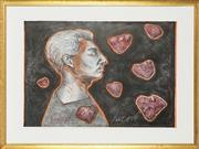 Sale 8811 - Lot 2057 - Rosie Weiss (1958 - ) - Rock Hard, 1984 56 x 76cm