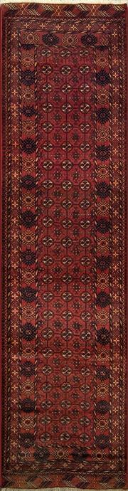 Sale 8338C - Lot 10 - Afghan Mori Gul 380cm x 90cm