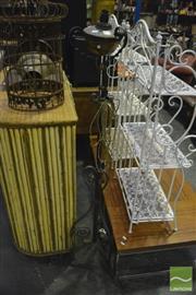 Sale 8368 - Lot 1036 - Victorian Metal Standard Lamp