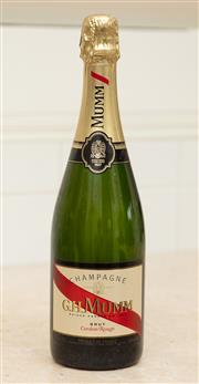 Sale 8902H - Lot 50 - Mumm Champagne 750ml