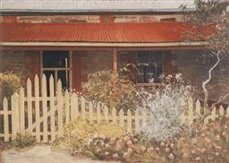 Sale 9125A - Lot 5038 - Greg Hansell - Braemar, 1988 52.5 x 72.5 cm (frame: 77 x 95 x 3 cm)