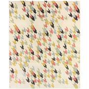 Sale 8870C - Lot 40 - India Revival Scandi Carpet,Handspun Wool 300x250cm