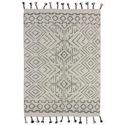 Sale 9090C - Lot 31 - India Nomadic Moroc Design Rug, 160x230cm, Handspun Wool