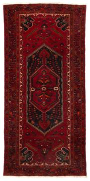 Sale 8372C - Lot 97 - A Persian Lori Classed As Village Rugs, Wool On Cotton Foundation, 318 x 150cm