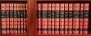 Sale 8795A - Lot 42 - A collection of 21 Times House volumes with red bindings, various authors