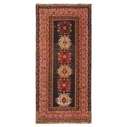 Sale 9090C - Lot 32 - Vintage Caucasian Karabagh Rug, Circa 1950, 130x280cm, Handspun Wool