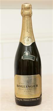 Sale 8902H - Lot 53 - A 1985 Bollinger champagne