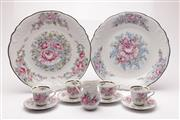 Sale 9049 - Lot 42 - Polish ceramic tea wares