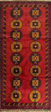 Sale 8338C - Lot 12 - Persian baluchi 250cm x 120cm