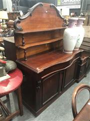 Sale 8697 - Lot 1010 - Cedar Chiffonier