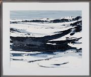 Sale 8782A - Lot 157 - John Caldwell, Mawson Coastsigned lower right 78 x 98cm