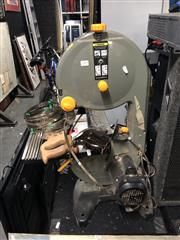 Sale 8819 - Lot 2209 - Rockwell Bandsaw & Other Saws