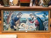 Sale 8851 - Lot 1037 - Vintage Religious Print