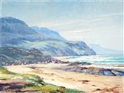 Sale 9021 - Lot 566 - Reg Campbell (1923 - 2008) - Austinmeer 44 x 59 cm (frame: 64 x 78 x 3 cm)