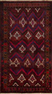 Sale 8380C - Lot 75 - Persian Baluchi 210cm x 125cm