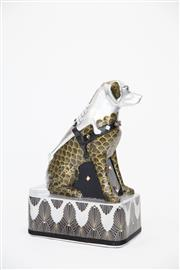 Sale 8479G - Lot 39 - Claudia Chan Shaw - Deco Dog. Meet the Deco Dog - a stylish pooch inspired by Art Deco. I have just returned from New York, where...