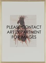 Sale 8764 - Lot 526 - Sidney Nolan (1917 - 1972) - Bird, 1969 29.5 x 24cm