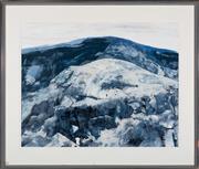 Sale 8782A - Lot 12 - John Caldwell   Ïce Shadows 78 x 98cm