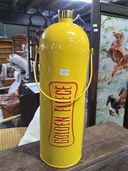 Sale 9108 - Lot 1079 - Golden Fleece Fuel Can