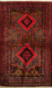 Sale 8338C - Lot 13 - Persian Baluchi 140cm x 85cm