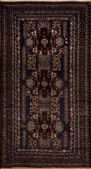 Sale 8370C - Lot 44 - Persian Baluchi 200cm x 112cm