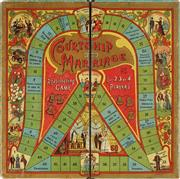 Sale 8822A - Lot 5102 - Board Games: Courtship and Marriage; LOVE: a party game...for adults only