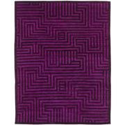 Sale 8870C - Lot 46 - Afghan Overdyed Mamluk Carpet in Handspun Ghazni Wool, 294x228cm