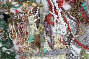 Sale 8496 - Lot 79 - Costume Jewellery inc Fresh Water Pearls and Watches inc Silvered Items