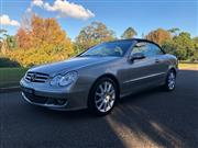 Sale 8745A - Lot 5 - A 2008 Mercedez-Benz CLK350 Avantgarde Convertible. Make: Mercedes-Benz Model: CLK350 Avantgarde Body: Convertible Year: 200...
