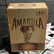 Sale 8801W - Lot 76 - 6x Amarula Cream 17%, 700ml