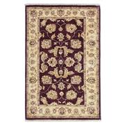 Sale 8913H - Lot 35 - Afghan Fine Hezari Rug, 120x80cm, Handspun Ghazni Wool