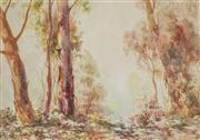 Sale 8972A - Lot 5034 - Arnold Jarvis (1881 - 1960) - Summer Landscape 24 x 34 cm