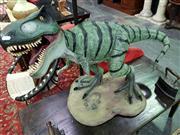 Sale 8462 - Lot 1023 - Museum Replica T-Rex Dinosaur
