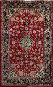 Sale 8335C - Lot 1 - Persian Kashan 216cm x 350cm