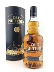 Sale 8571 - Lot 734 - 1x Old Pulteney 17YO Single Malt Scotch Whisky - 46% ABV, 700ml in canister