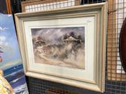 Sale 8752 - Lot 2064 - Anita Newman - Picking Flowers Print 1/100