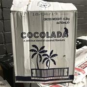 Sale 8801W - Lot 78 - 6x Cocolada 21%, 700ml