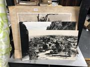 Sale 8819 - Lot 2169 - 4 Photo Prints of Vintage Sydney