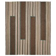 Sale 8870C - Lot 50 - Persian Mazandaran Nomadic Flatweave Carpet in Handspun Wool, 300x257cm